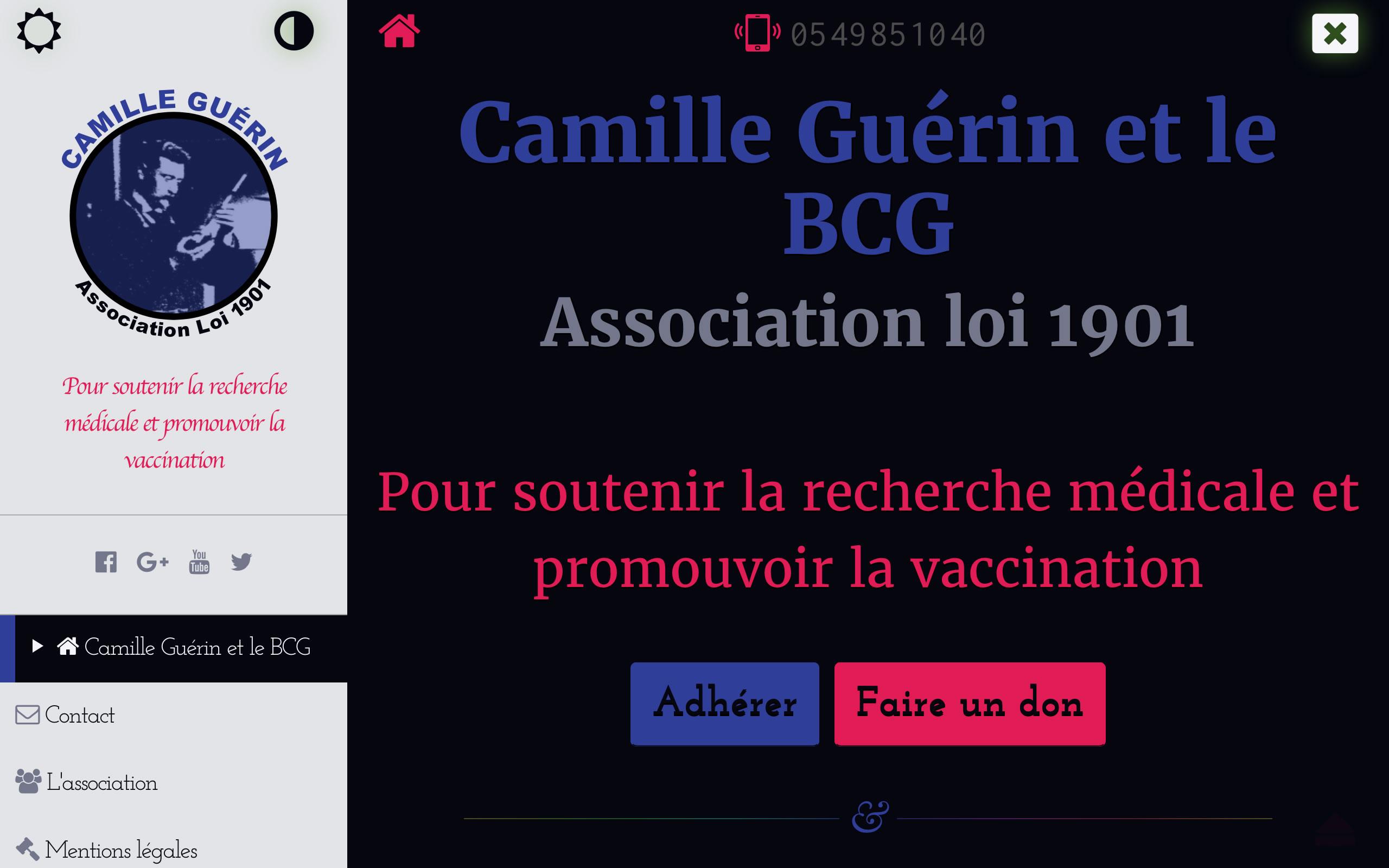 Association Camille Guérrin